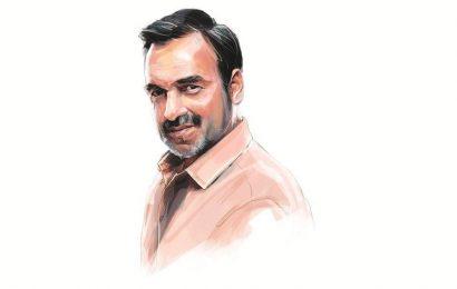 Pankaj Tripathi: Time off meant I realised my kid's sense of humour