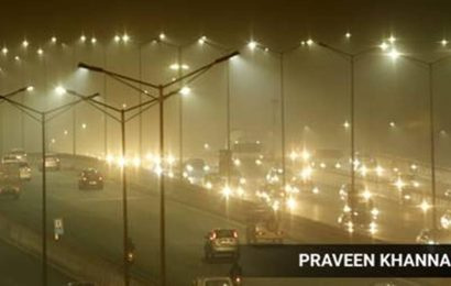 Supreme Court asks Centre to ensure no smog in Delhi-NCR