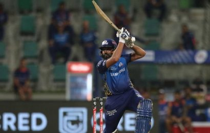 On day Sourav Ganguly cautions Rohit Sharma against rushing back, MI captain plays