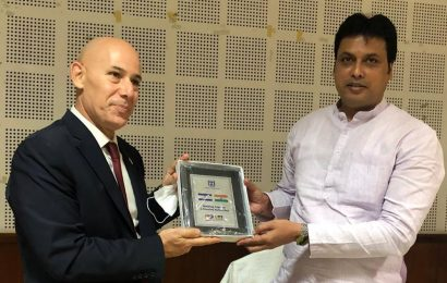 Israel wishes to share technology with North-East to boost manufacturing, says Ambassador