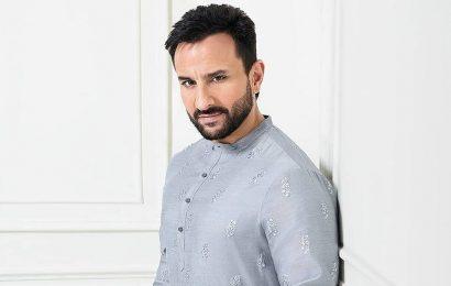 Saif Ali Khan in talks to star in Netflix movie