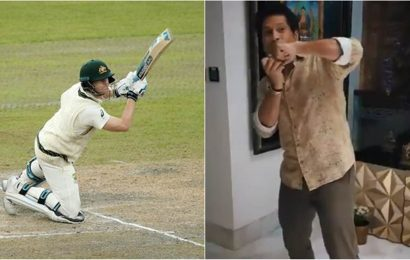 IND vs AUS: Sachin Tendulkar tells Indian pacers how to get unorthodox Steve Smith out