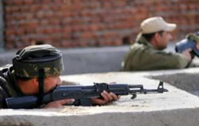 J&K:Over 200 terrorists killed by forces since January this year