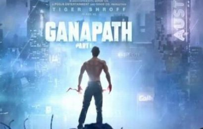 Tiger Shroff's next is post-pandemic action thriller 'Ganapath'