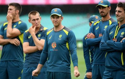 Cricket Australia announces Test squad for India series