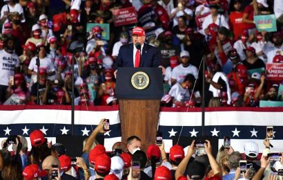 With two days to go, Trump casts doubt on integrity of prolonged vote count