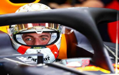 Verstappen again fastest in final practice for Turkish GP