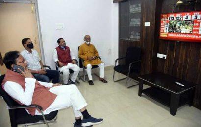 Bihar Election 2020: Result updates for Baikunthpur, Barauli, Gopalganj, Kuchaikote, Bhore, Hathua
