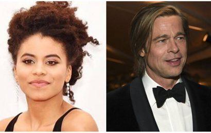 Zazie Beetz joins Brad Pitt's Bullet Train