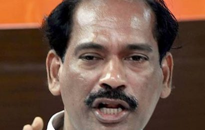 'BJP party high command will decide on alliance with AINRC'