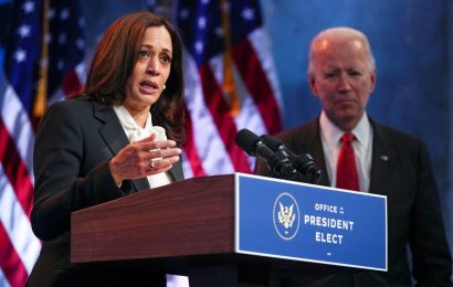 'Biden knows Kamala is ready to be President'