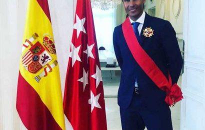 Nadal wins Spain's top sporting honour