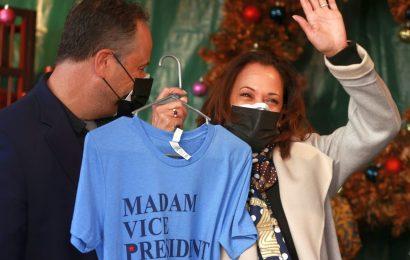 Kamala Harris chooses all-women team for chief of staff, NSA, domestic policy advisor