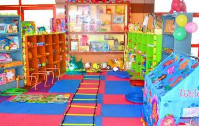 A toy library in Muttukadu for children with multiple disabilities
