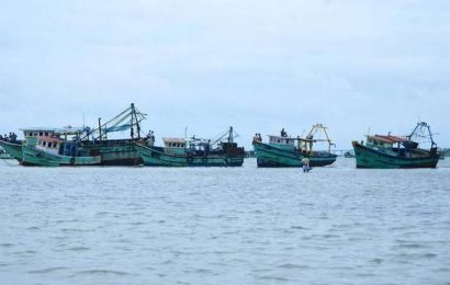 Fishermen want TN government to repair boats damaged in Cyclone Burevi