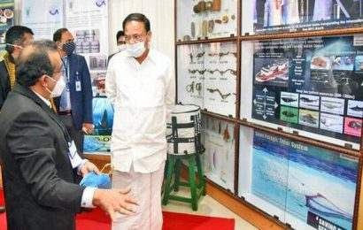 Promote fish as a diet to check malnutrition, says Venkaiah