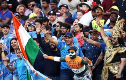 The most passionate Indian cricket fans