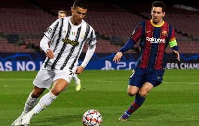 I am cordial with Messi; never saw him as rival: Ronaldo
