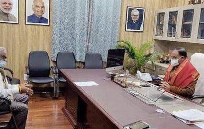 TTD seeks Central statusfor its Vedic university