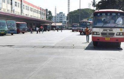 KSRTC staff strike hits bus services in Mysuru