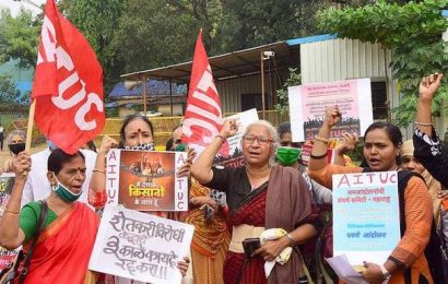 Farmers' agitation: stop behaving like another Stalin, Shetti tells PM