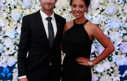 It's a girl! Kane Williamson welcomes first child