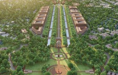 Retired bureaucrats urge PM to review Central Vista project
