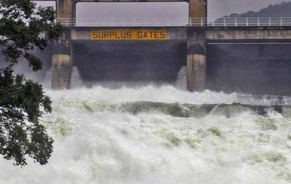 Dams in southern districts of T.N. reach maximum storage level
