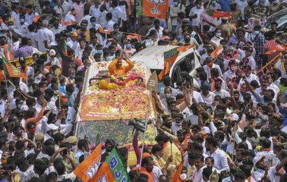 BJP leadership will decide on CM candidate: Murugan