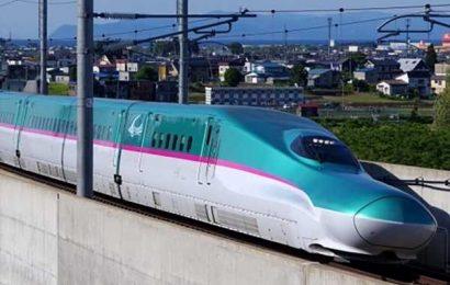 SEE; Mumbai-Ahmedabad bullet train