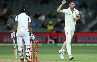 Australia's bowlers are unbelievable, says opener Burns