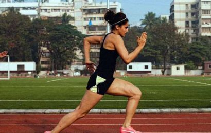 Is Taapsee ready to race Usain Bolt?