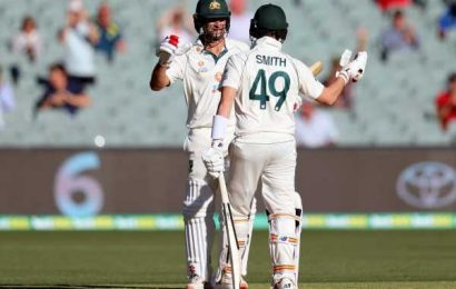 Smith's advice to deflated India after Adelaide debacle