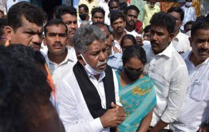 Girl's murder a clear case of police failure: Krishna Madiga