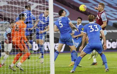 EPL: West Ham earn draw against Brighton; Leeds win