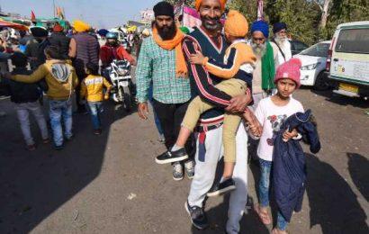 'False narratives' on agri laws hurting farmers: Niti Aayog vice chief