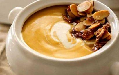 How to make Creamy Pumpkin Soup