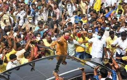 PMK agitation in support of reservation for Vanniyars paralyses traffic