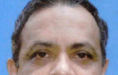 Hadinabala Sripada Hegde dead