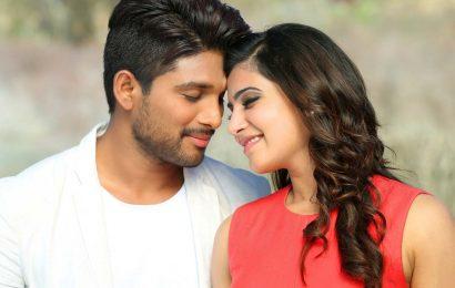 Allu Arjun says to Samantha: I curse a lot lesser now
