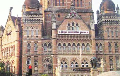 BMC grants 1 lakh sq ft building rights to private developer for existing public road