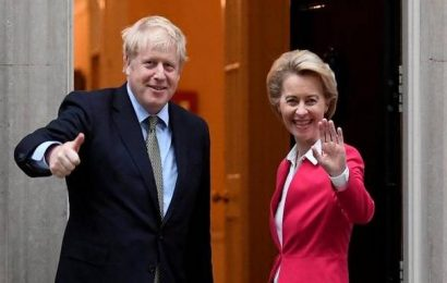 Boris Johnson to head to Brussels for crucial Brexit talks