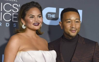 The two gifts Chrissy Teigen gifts husband John Legend for Christmas every year