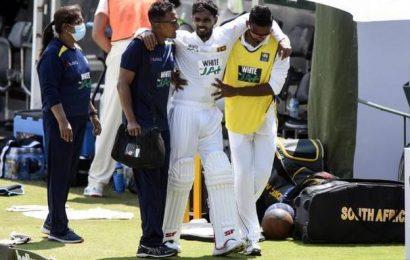 Sri Lanka batsman Dhananjaya de Silva to miss rest of South Africa series