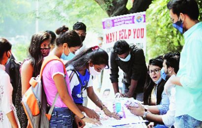 Delhi University opens admission process for reserved category candidates under special cut-off