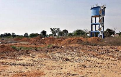 Villagers take the initiative to protect government land