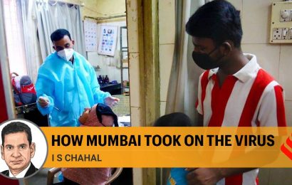 Covid in Mumbai: The municipality led a decentralised effort to increase testing, tracing, hospital beds