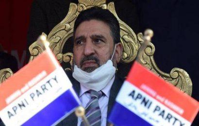 Elections, Kashmir problem two different issues: JKAP chief Bukhari