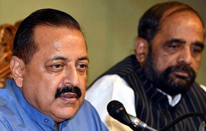 Pensioners can submit life certificates till Feb 28: Union Minister Jitendra Singh