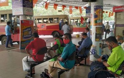 KSRTC resumes normal operations after nine months